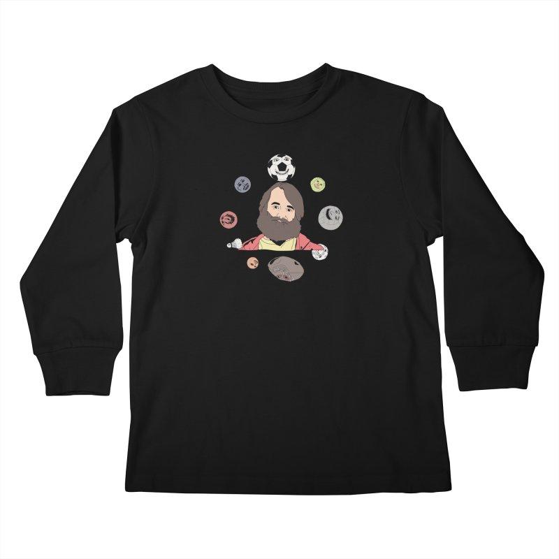 The Last Man on Earth Kids Longsleeve T-Shirt by MDM