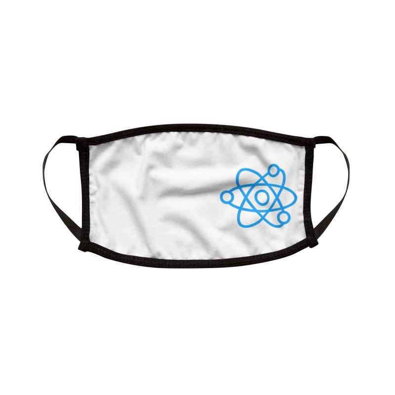 Icon Blue Accessories Face Mask by Matter of Beer Shop