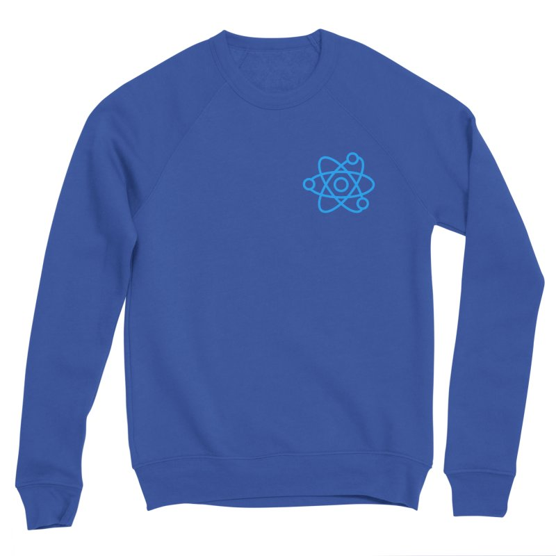 Icon Blue Women's Sweatshirt by Matter of Beer Shop