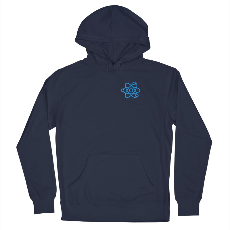 Icon Blue Men's Pullover Hoody by Matter of Beer Shop
