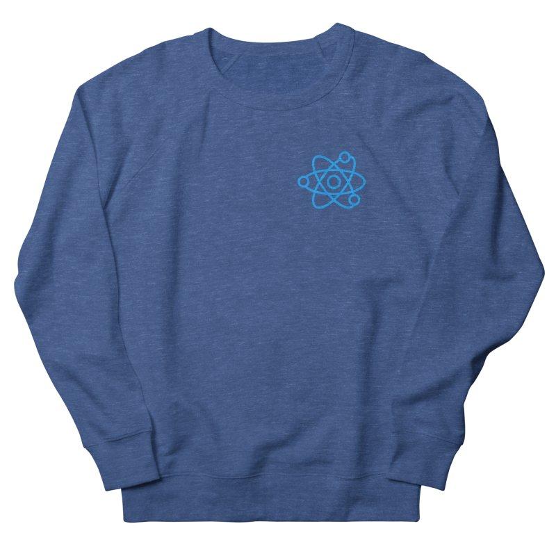 Icon Blue Men's Sweatshirt by Matter of Beer Shop