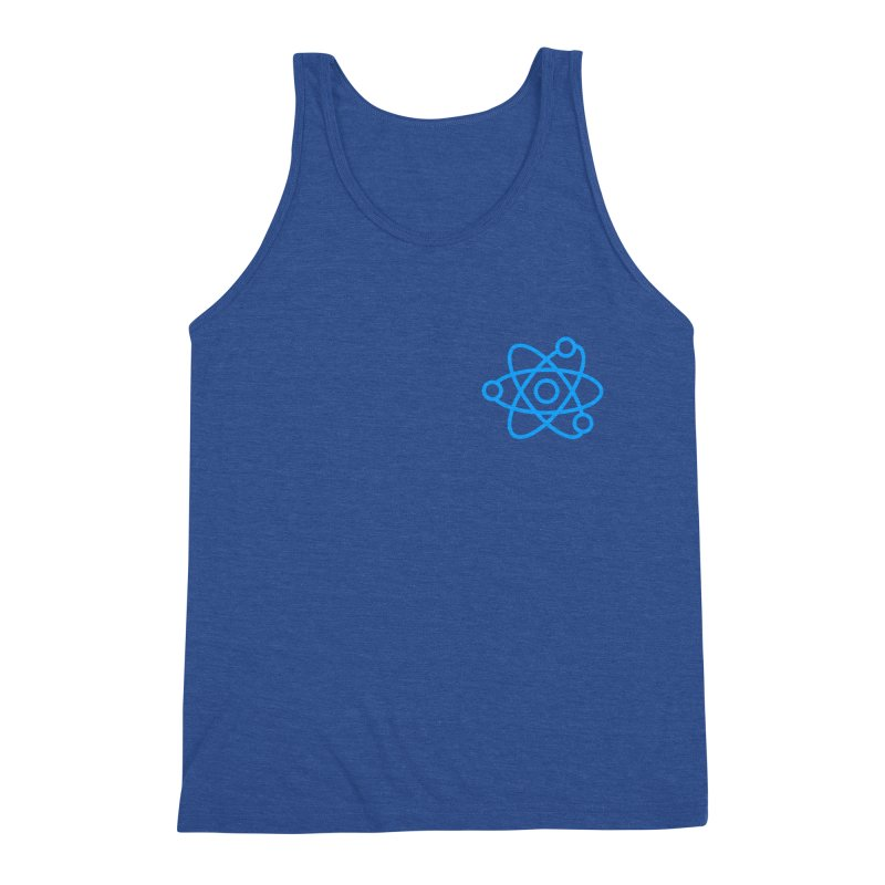 Icon Blue Men's Tank by Matter of Beer Shop