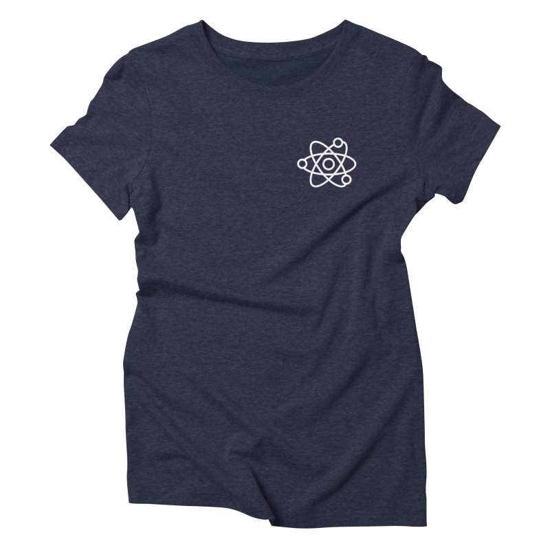 Icon White Women's T-Shirt by Matter of Beer Shop