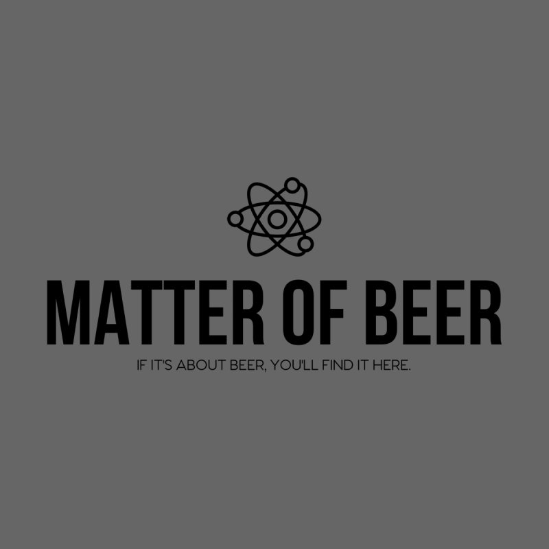 Black Full Logo by Matter of Beer Shop