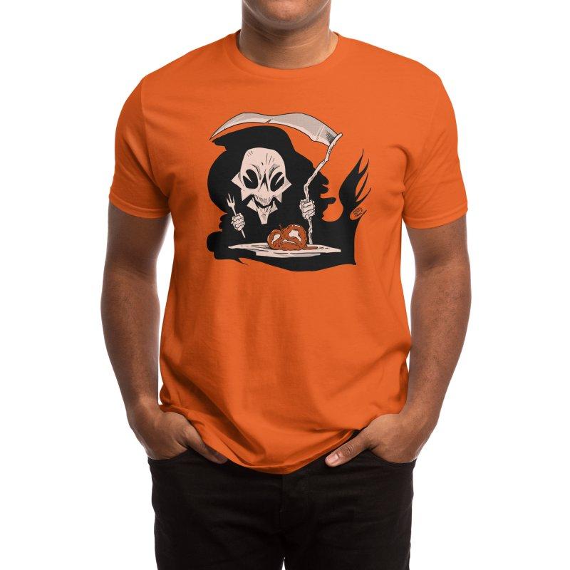 Grim Reaper Men's T-Shirt by Matthias' Tees