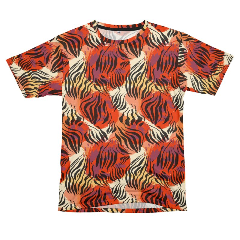 Wither Men's T-Shirt Cut & Sew by Max Marcil Shop