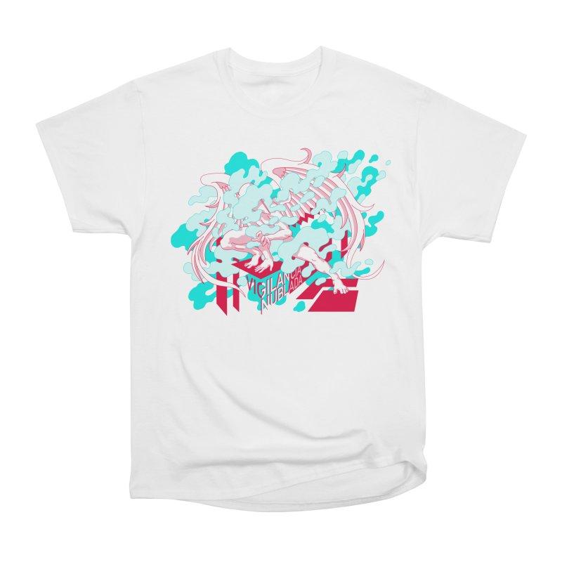 Vigilancia Nublada Femme T-Shirt by Max Marcil Shop