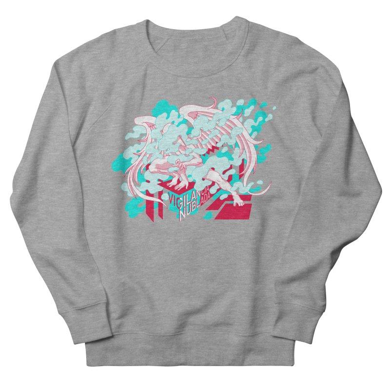 Vigilancia Nublada Men's Sweatshirt by Max Marcil Shop