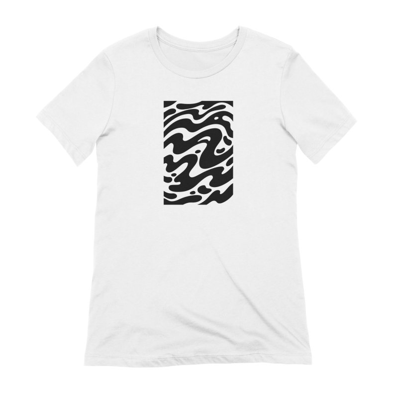 Black Clouds Women's T-Shirt by Max Marcil Shop