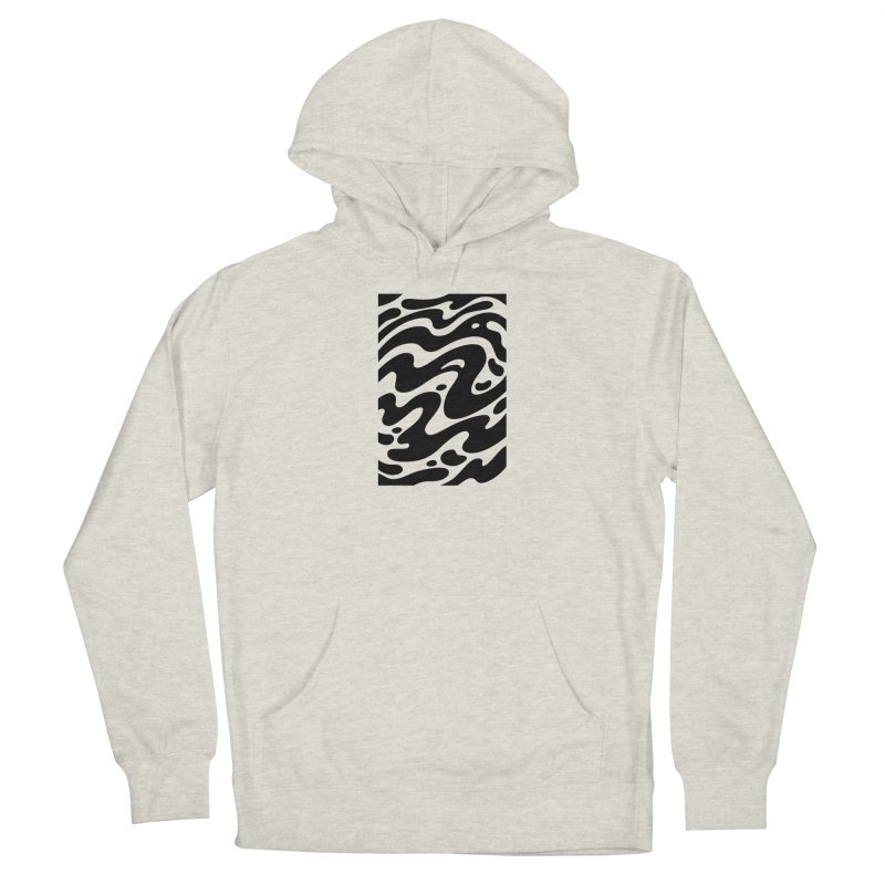 Black Clouds Femme Pullover Hoody by Max Marcil Shop