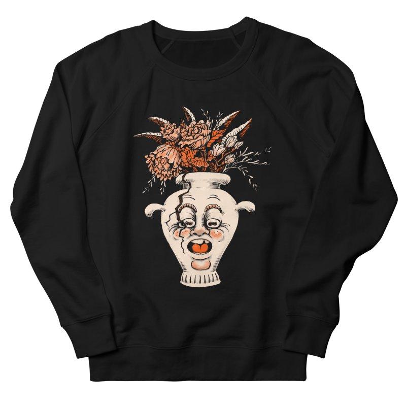Broke Men's Sweatshirt by Max Marcil Shop