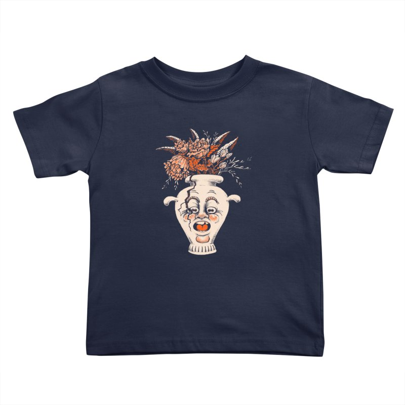 Broke Kids Toddler T-Shirt by Max Marcil Shop