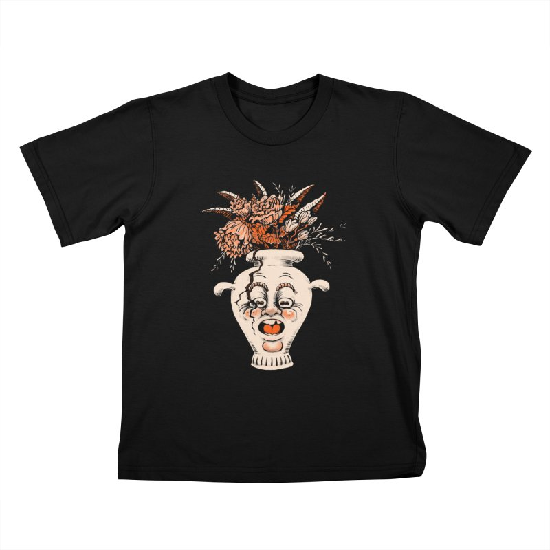 Broke Kids T-Shirt by Max Marcil Shop