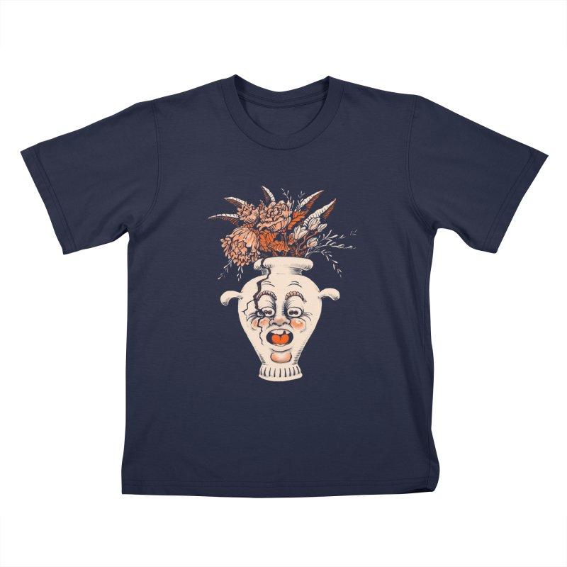 Broke Kids T-Shirt by Max Marcil Shop