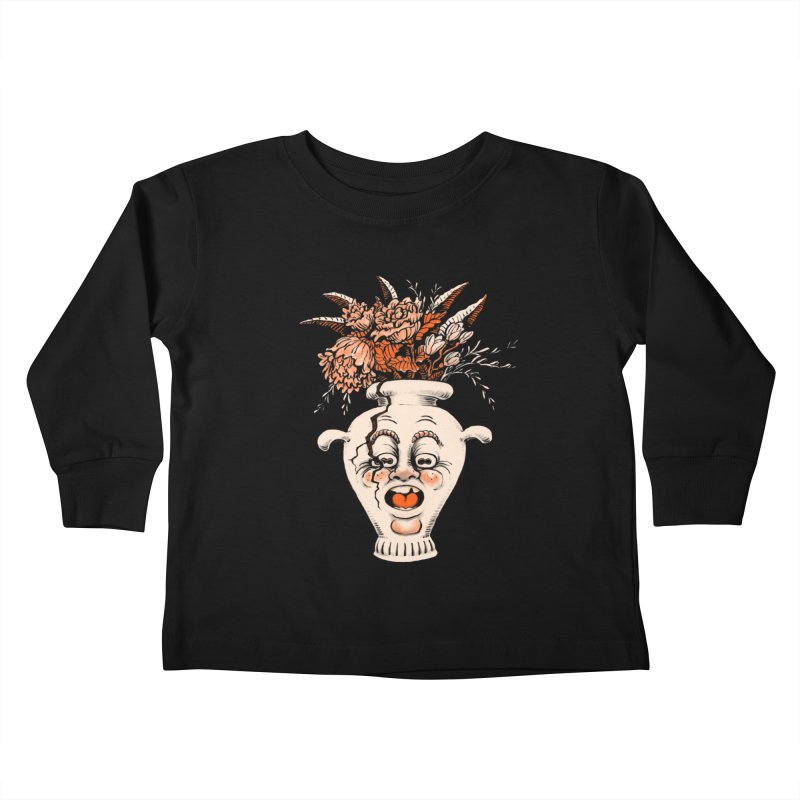 Broke Kids Toddler Longsleeve T-Shirt by Max Marcil Shop