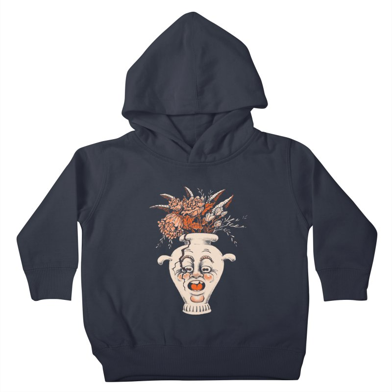 Broke Kids Toddler Pullover Hoody by Max Marcil Shop