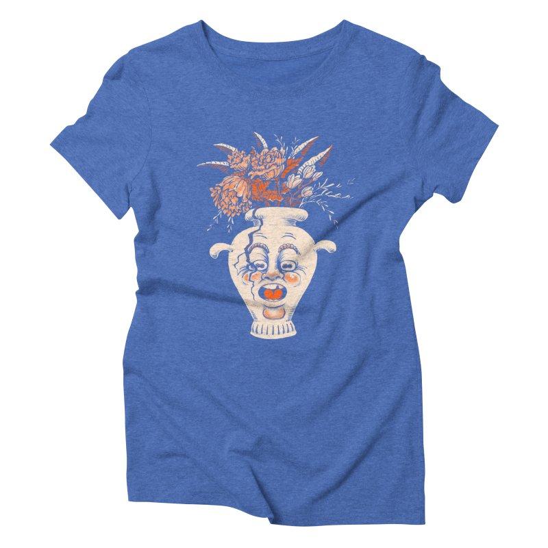 Broke Femme T-Shirt by Max Marcil Shop