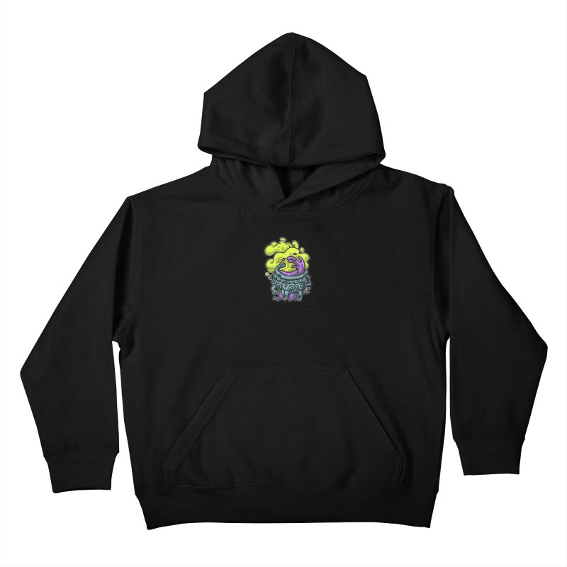Tipping Cauldron Kids Pullover Hoody by Max Marcil Shop
