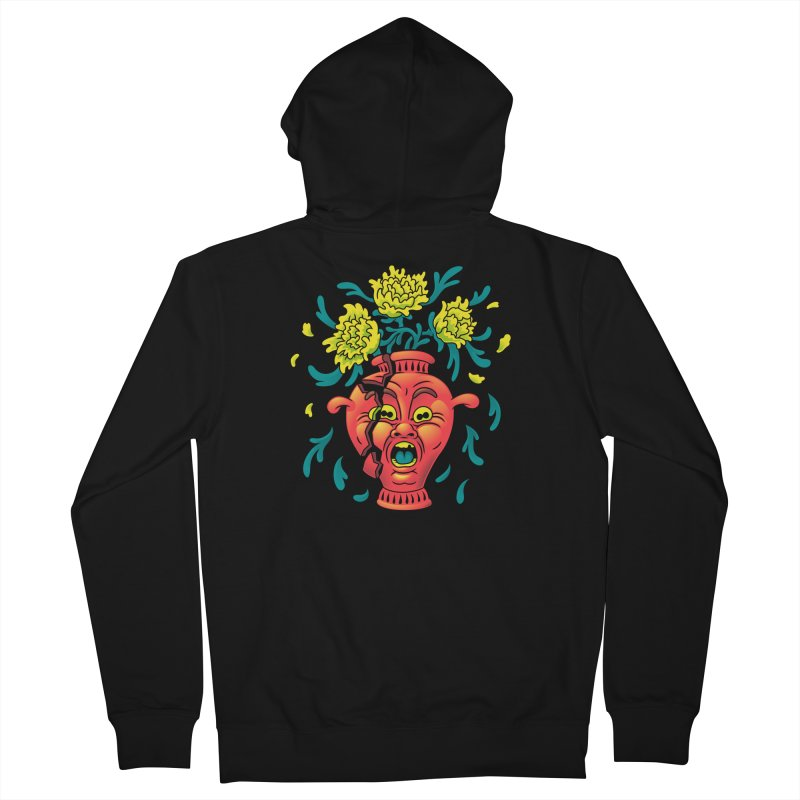 Broke III Everyone Zip-Up Hoody by Max Marcil Shop