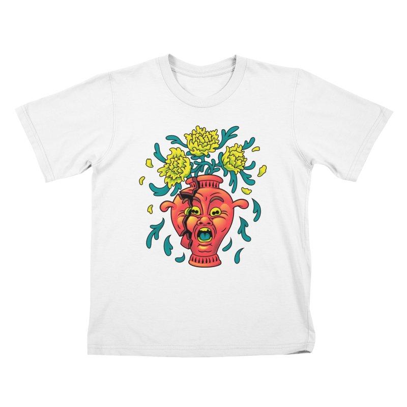 Broke III Kids T-Shirt by Max Marcil Shop
