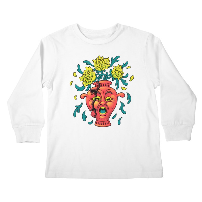 Broke III Kids Longsleeve T-Shirt by Max Marcil Shop