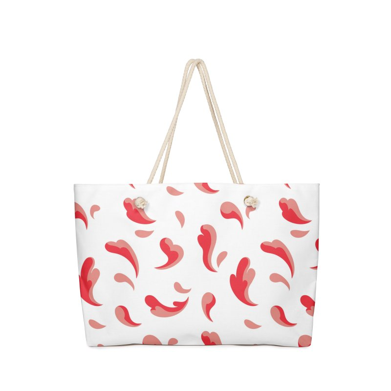 Flowerflow Accessories Bag by Max Marcil Shop