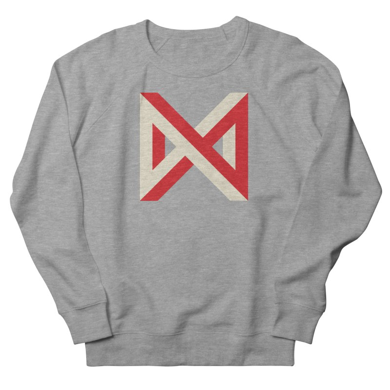 Max Marcil Logo Women's French Terry Sweatshirt by Max Marcil Design & Illustration Shop