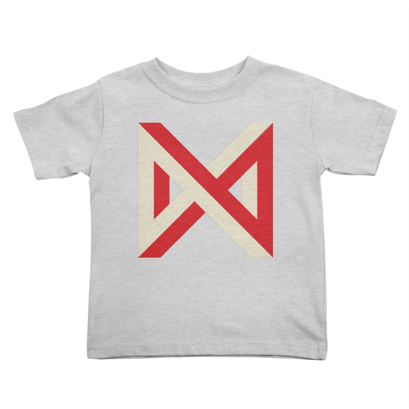 Max Marcil Logo Kids Toddler T-Shirt by Max Marcil Design & Illustration Shop