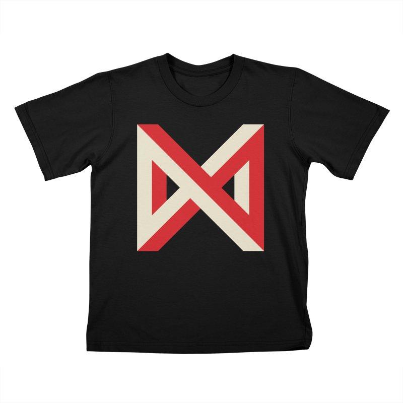 Max Marcil Logo Kids T-Shirt by Max Marcil Shop