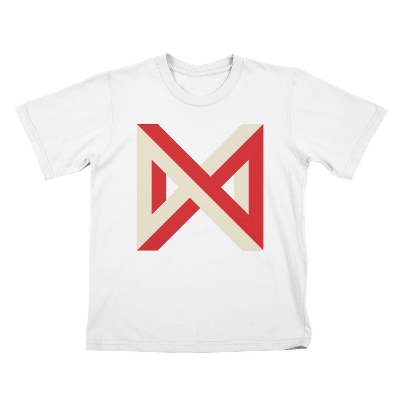 Max Marcil Logo Kids T-Shirt by Max Marcil Shop