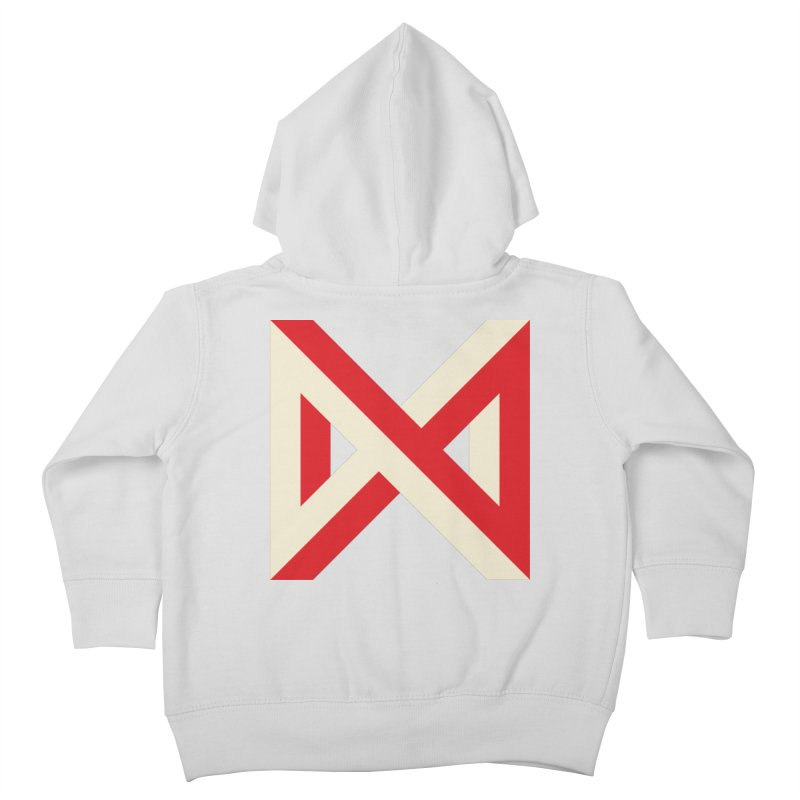Max Marcil Logo Kids Toddler Zip-Up Hoody by Max Marcil Shop