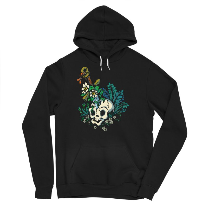 Slain Men's Sponge Fleece Pullover Hoody by Max Marcil Shop
