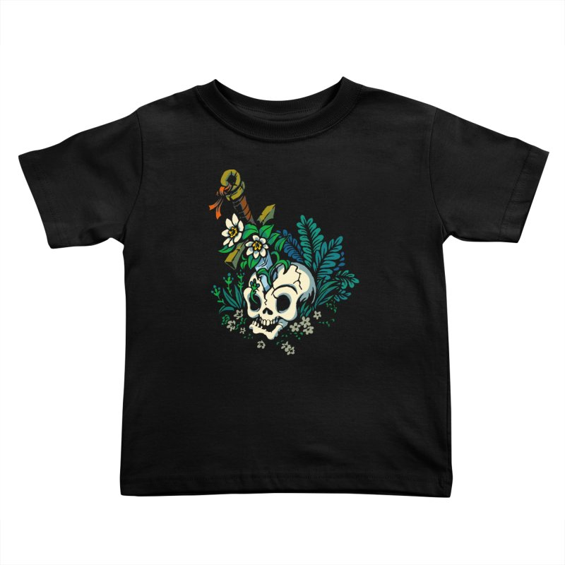 Slain Kids Toddler T-Shirt by Max Marcil Design & Illustration Shop