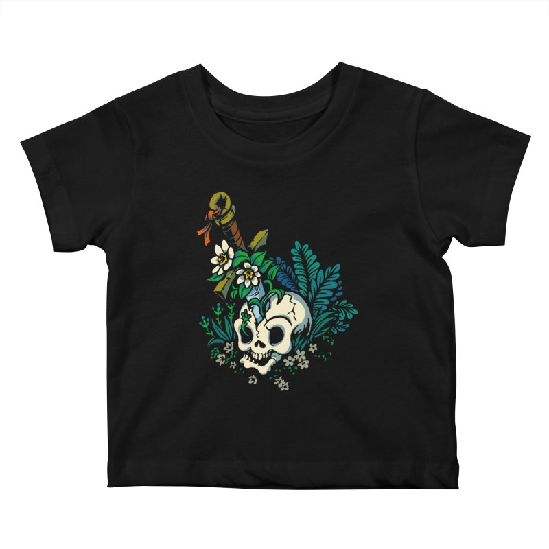 Slain Kids Baby T-Shirt by Max Marcil Shop