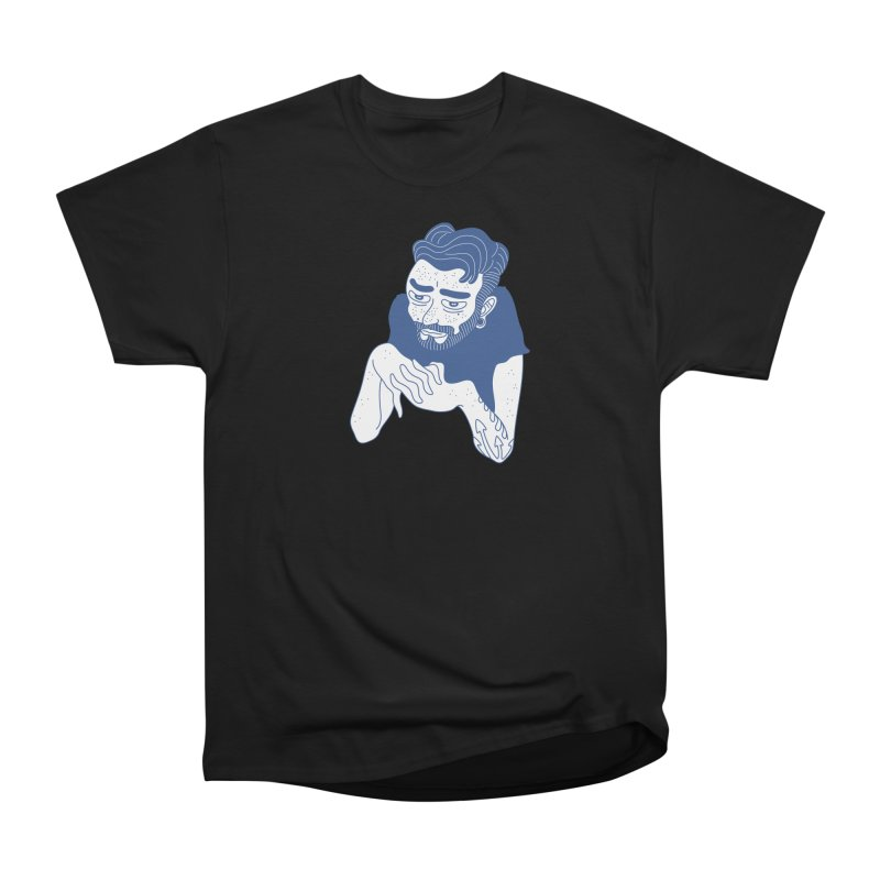Skulk Men's Heavyweight T-Shirt by Max Marcil Shop