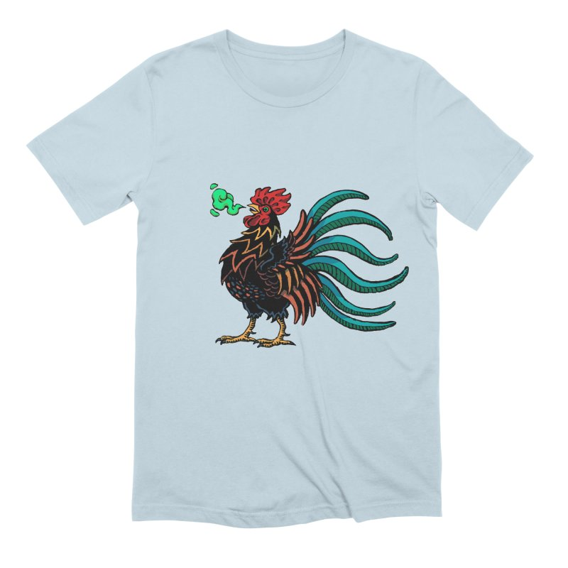 Cocky Men's T-Shirt by Max Marcil Shop
