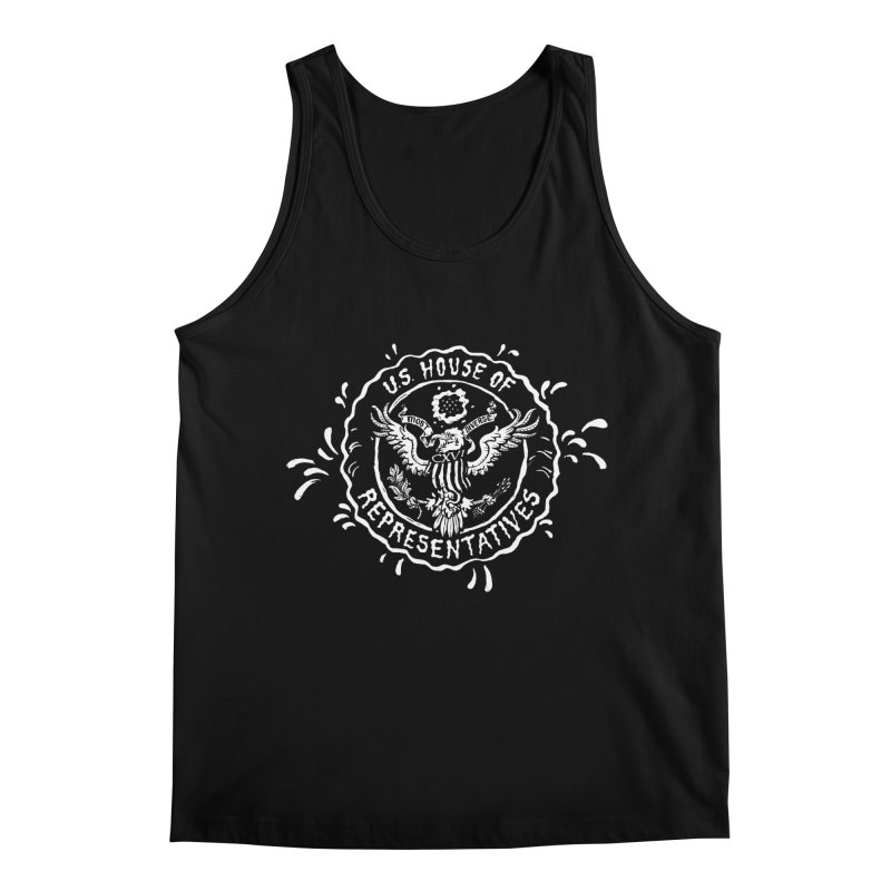 Most Diverse House of Reps Men's Regular Tank by Max Marcil Design & Illustration Shop