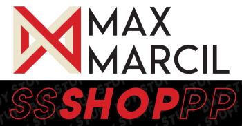 Max Marcil Design & Illustration Shop Logo
