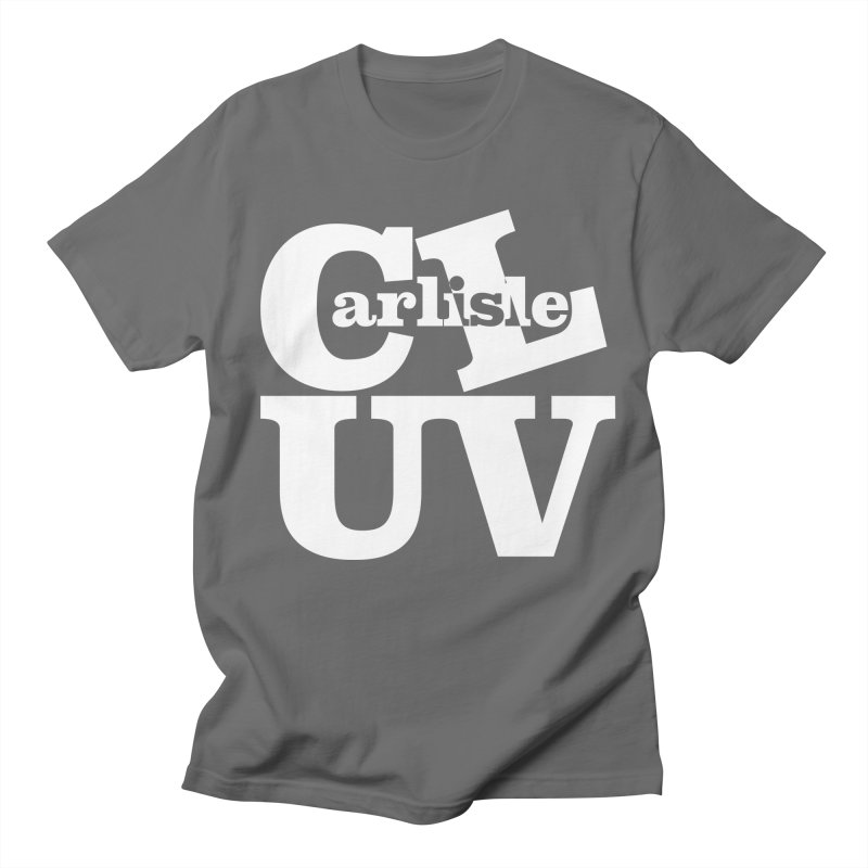Carlisle LUV Men's T-Shirt by MaximumCarlisle Souvenirs