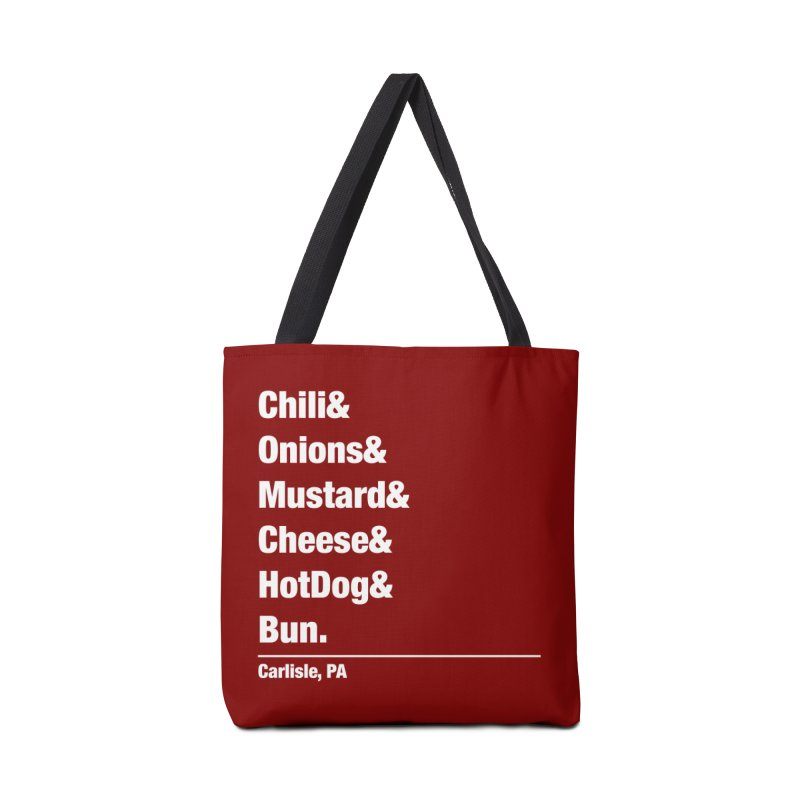 Hot(chee) Dog! Accessories Bag by MaximumCarlisle Souvenirs