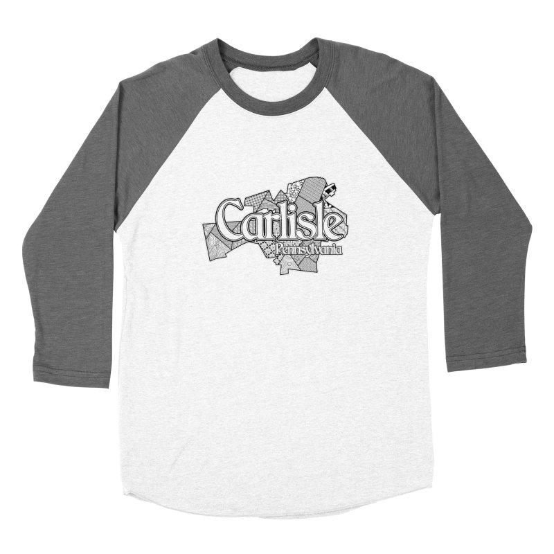 Carlisle (Doodle) Women's Longsleeve T-Shirt by MaximumCarlisle