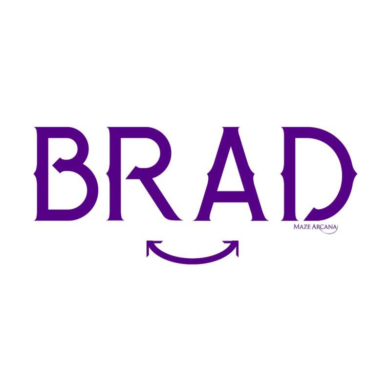 BRAD BARD - PURPLE by Maze Arcana Shop