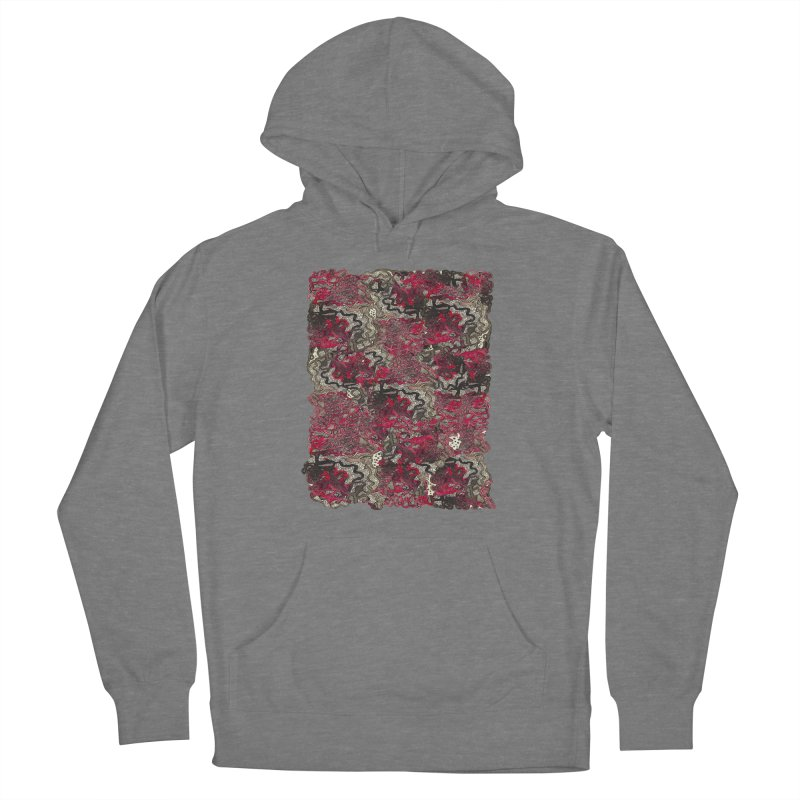 Tangled Women's Pullover Hoody by MCGILSKY DESIGN SHOP