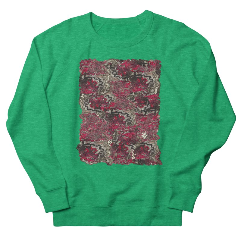 Tangled Women's Sweatshirt by MCGILSKY DESIGN SHOP