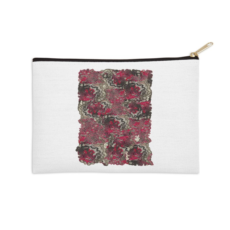 Tangled Accessories Zip Pouch by MCGILSKY DESIGN SHOP