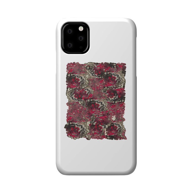 Tangled Accessories Phone Case by MCGILSKY DESIGN SHOP