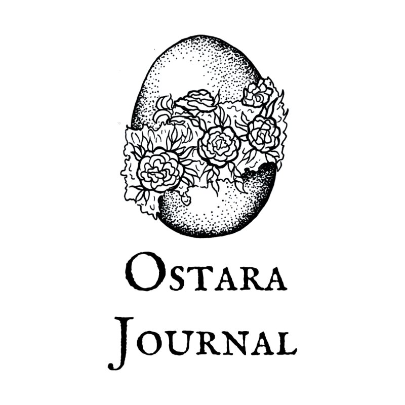 Ostara Book of Shadows Journal Accessories Notebook by Meagan Angus, Witch