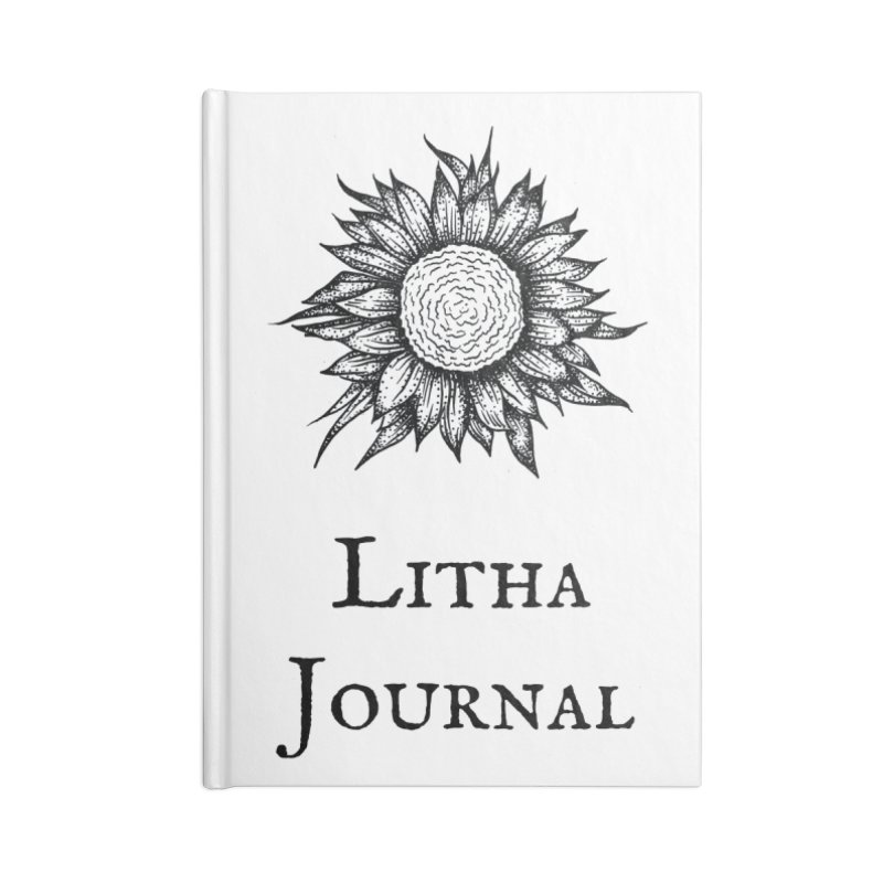 Litha Book of Shadows Journal Accessories Notebook by Meagan Angus, Witch