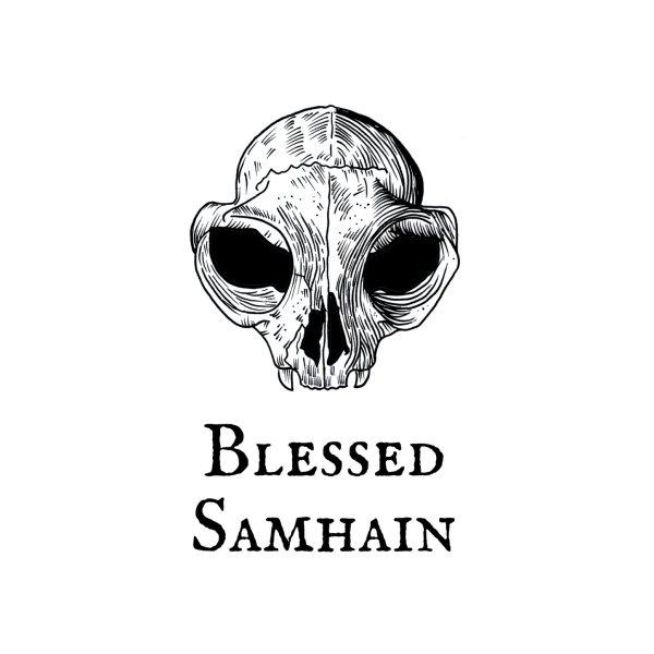 Design for Samhain Greeting Cards