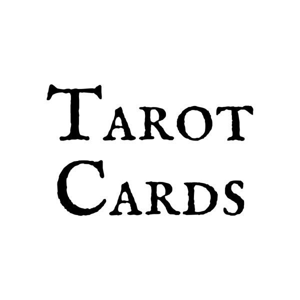 Design for Tarot Cards Stash Bag